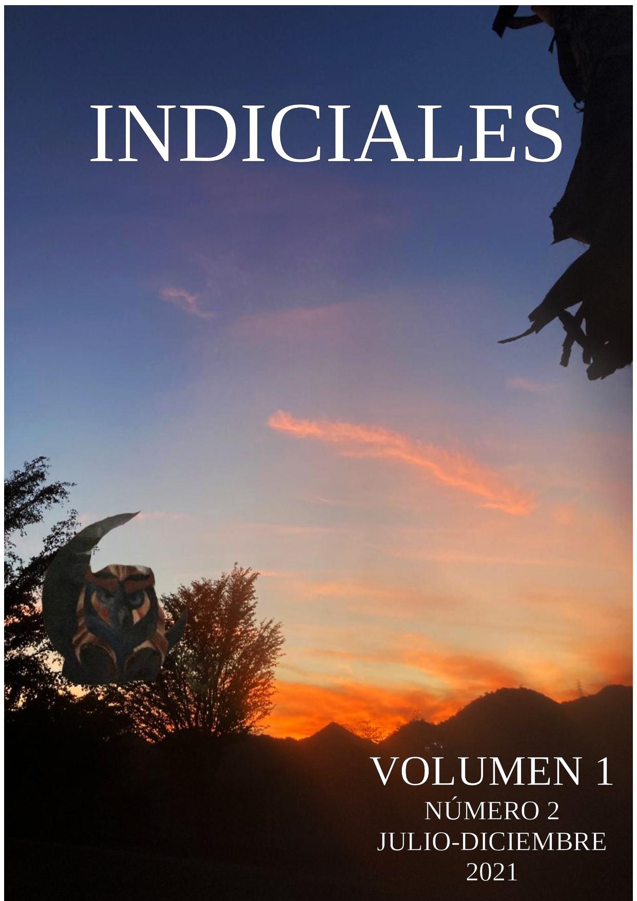 Ver Vol. 1 Núm. 2 (2021): REVISTA INDICIALES